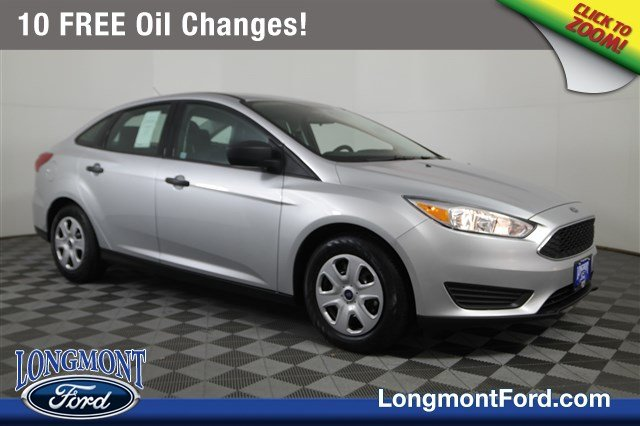 New 2018 Ford Focus S 4dr Car In Longmont 18c277 Fordrhlongmontford: Ford Focus Pcm Location Besides Ranger 3 0 At Elf-jo.com