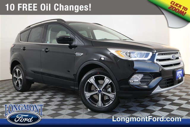 new 2018 ford escape sel sport utility in longmont #18t218