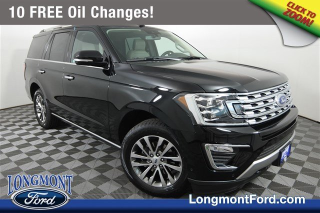 New 2018 Ford Expedition Limited Sport Utility In Longmont 18t1262