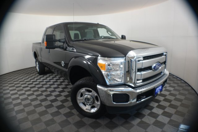 Certified Pre-Owned 2015 Ford Super Duty F-350 SRW XLT