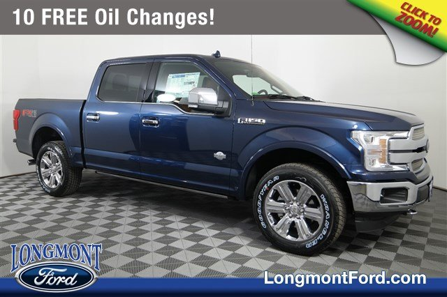 New 2018 Ford F 150 King Ranch
