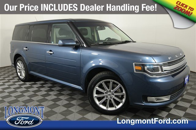 Pre Owned 2018 Ford Flex Limited