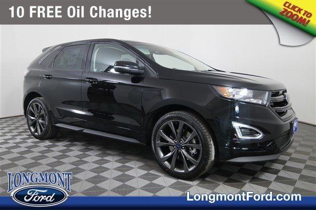 new 2018 ford edge sport sport utility in longmont 18t422. Black Bedroom Furniture Sets. Home Design Ideas