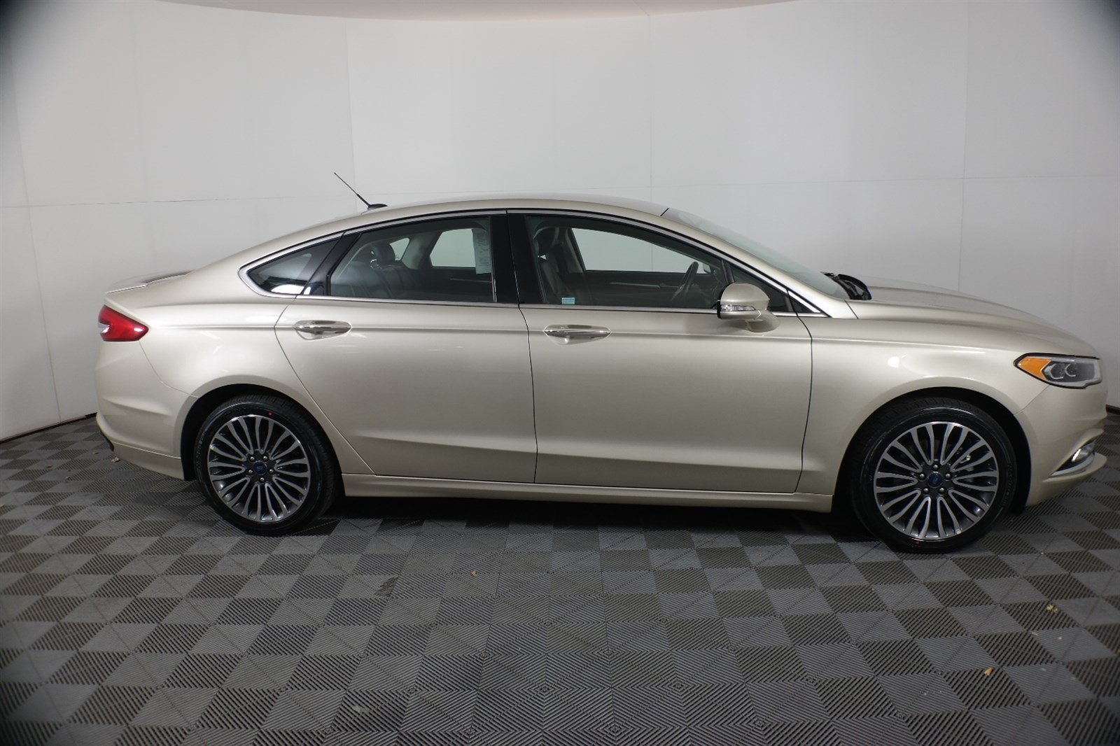 Pre owned 2017 ford fusion titanium