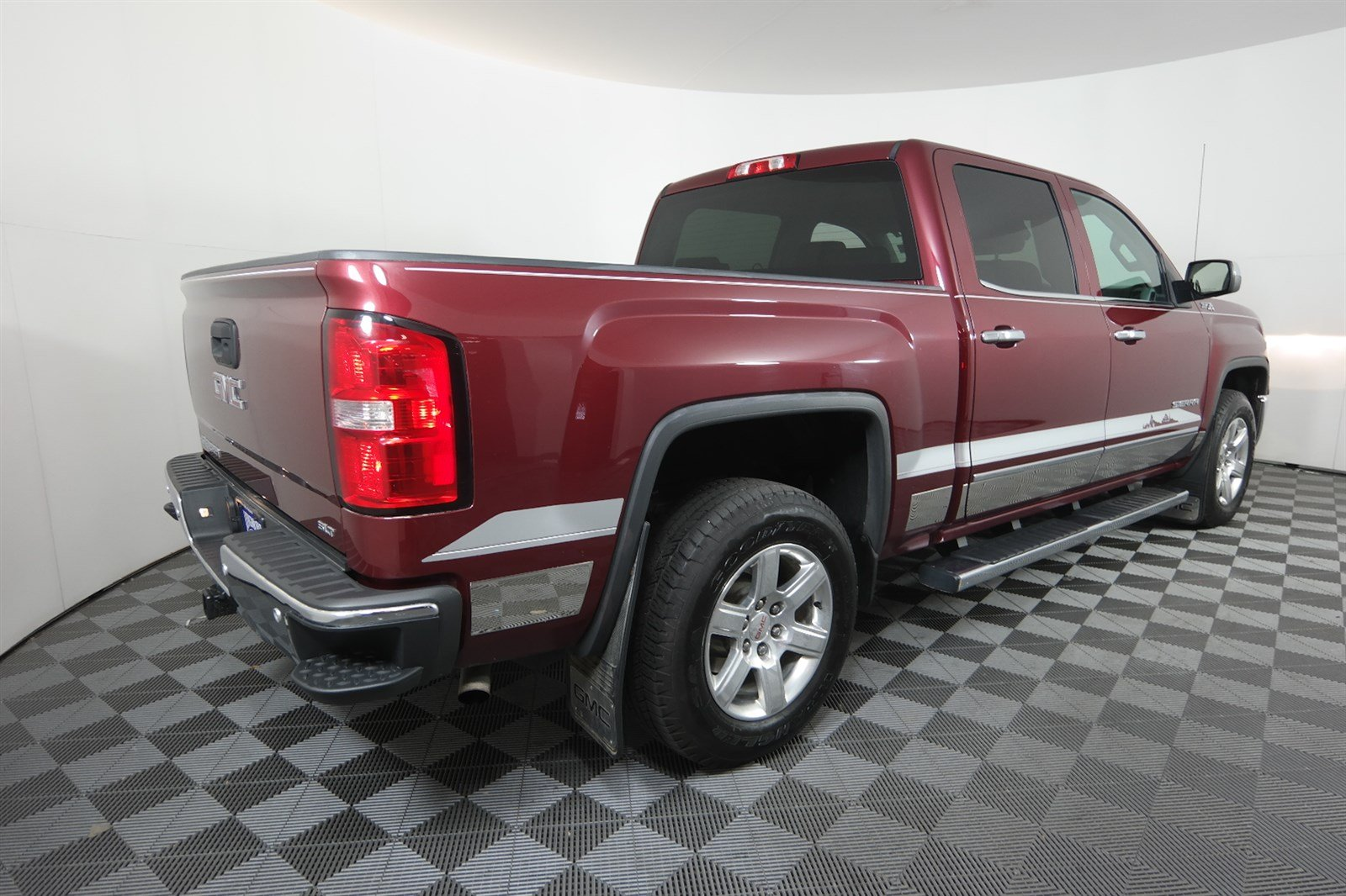Pre Owned 2015 Gmc Sierra 1500 Slt Crew Cab Pickup In Longmont Dual Battery Kit