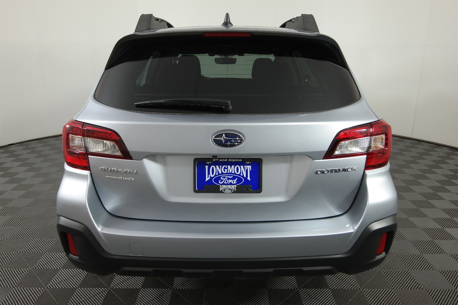 Pre Owned 2018 Subaru Outback Premium Sport Utility In Longmont 2000 Spark Plug
