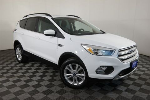 Certified Pre-Owned 2018 Ford Escape SE