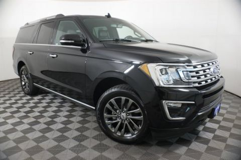 Certified Pre-Owned 2019 Ford Expedition Max Limited
