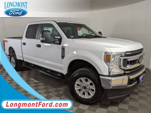 New 2020 Ford Super Duty F-250 SRW XL