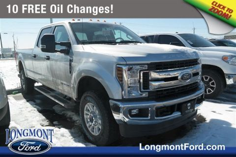 New 2018 Ford Super Duty F-350 SRW XLT 4WD