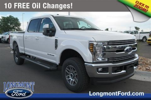 New 2018 Ford Super Duty F-350 SRW Lariat With Navigation