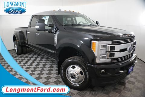 New 2019 Ford Super Duty F-350 DRW Limited