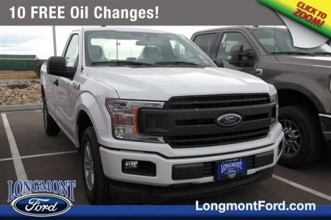 New Ford Trucks >> New Ford Trucks For Sale Longmont Ford