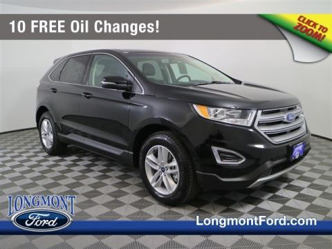 New 2017 Ford Edge SEL
