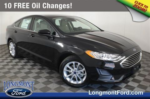 New Ford Fusion near Loveland | Longmont Ford