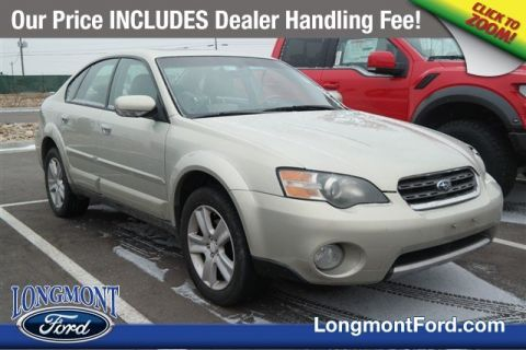 Pre-Owned 2005 Subaru Legacy Sedan Outback R