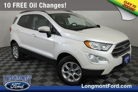 New 2018 Ford EcoSport SE